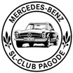 Mercedes-Benz SL-Club Pagode Logo